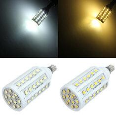 E14 10W White/Warm White 60 SMD 5050 LED Corn Light Bulb 110V