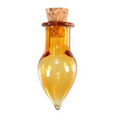 13x30мм многоцветной мини стекло бумаги в форме бутылки сообщение желающих флакон
