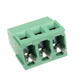 Excellway® DR22 10pcs 5.0mm 2/3 Pin PCB Screw Terminal Block Connectors