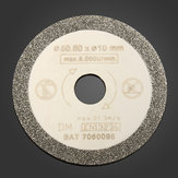 50.Diamant 8mm vu disques de coupe de la lame de coupe de marbre de tuile