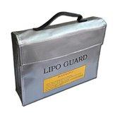 Rc lipo sacchetto di guardia del sacchetto safty / lipo per la ricarica di grandi dimensioni 235 * 65 * 180 millimetri