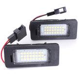 Номерной знак лампа LED белый свет для Audi A4 A5 Q5 s5 TT 08-13