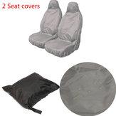 Van auto universale in nylon impermeabile sedile anteriore pesante riguarda le protezioni