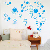 Removable Bubbles DIY Art Wall Decal Home Decor Naklejki ścienne do łazienki w pokoju