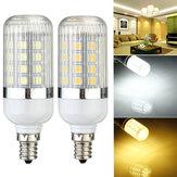 E12 dimmable 4.5w 36 cms 5050 LED maïs lampe à ampoule 110v