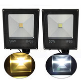50W PIR Motion Sensor LED Flood Light IP65 Warm / Koud Wit Verlichting