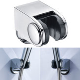 Adjustable Plastic Fixed Wall Mounted Shower Head Holder Base Bracket