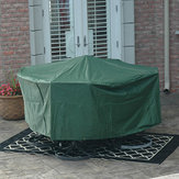 100x227cm Waterproof Outdoor Garden Furniture Set Cover Table Shelter