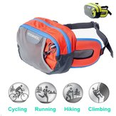 Roswheel Leisure Waist Pack Bag Belt Bag Fanny Pack Outdoor Cycling Camping Sport Multi Functional