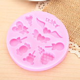 Silicone Chocolade Cake Decoratie Mould Candy Lollipop Mould