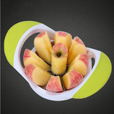Stainless Steel Apple Corer Slicer Cutter Splitter With Ergonomic Anti-slip Handle