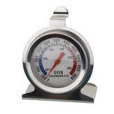 Духовка из нержавеющей стали Термометр Большой циферблат Датчик температуры Кухня Готовка Инструмент