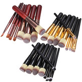 Professionell Makeup Tool Cosmetic Brush Foundation Eyeshadow Set