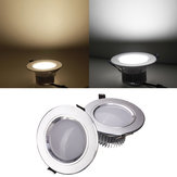5W LED Down Light Ceiling Recessed Lamp 85-265V + Driver