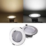 5W LED Soffitto a soffitto basso incassato lampada 85-265V + Driver