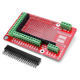 Placa de protección de expansión de prototipos para Raspberry Pi 2 Model B y RPI B+