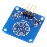 5Pcs Jog Tipo Touch Sensor Módulo Geekcreit para Arduino - productos que funcionan con placas oficiales Arduino