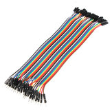 200Pcs 20cm Male To Female Jump Cable For