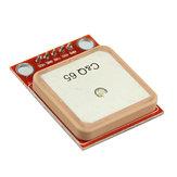 Módulo GPS GPS-NEO-6M-001 3.3 / 5V Cerâmico Módulo passivo com suporte Antena para Raspberry Pi 2/B+