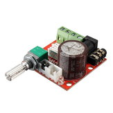 12V Mini Hi-Fi PAM8610 2X10W Audio Stereo Amplifier Board Dual Channel