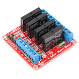Four way Solid State Relay Module