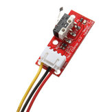Geekcreit® RAMPS 1.4 Endstop Switch For RepRap Mendel 3D Printer With 70cm Cable