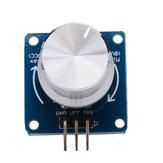 Modul Sensor Sudut Putar Potensiometer yang Dapat Disesuaikan
