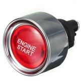 Автомобиль универсального двигателя осветил выключатель начинающего запуска двигателя кнопки