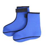 3mm Neopren Thick Strand Schwimmen Tauchen Surfen Socken S-XL