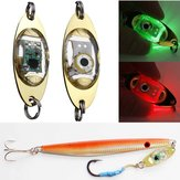 ZANLURE BL-01 luz LED Bait Deep Drop bajo el agua que destella Lámpara Metal Light Bait