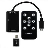 MHL To HD Multimedia Interface TV Adapter For Samsung Galaxy S3 S4 Note 2 3 8.0