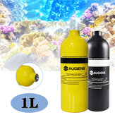1L Scuba Diving Tank Mini Oxygen Scuba Tank Respirator Air Tank for Underwater Snorkeling Breath Diving Equipment