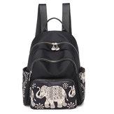 10лЖенскоенейлонрюкзакдляотдыха плечо Сумка рюкзак сумка На открытом воздухе путешествия