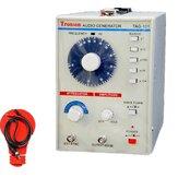 Fuente de generador de señal de audio de baja frecuencia 110V / 220V TAG-101 10Hz-1MHz 600Ω