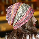 Berretto da esterno per turbante con cappuccio per la stampa traspirante