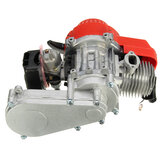 49cc 2 Stroke Engine With Air Filter Carb T8F 14T Gear Box For Mini Dirt Bike ATV Quad