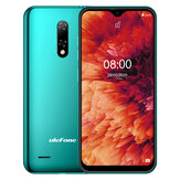 Ulefone Note 8P 5,5 tommer Android 10 Dual Rear Camera 2GB RAM 16GB ROM MT6737 Quad core 4G Smartphone