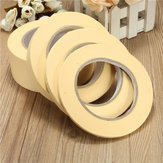 50m Cream Color Masking Tape High Temperature Resistance Adhesive Tapes