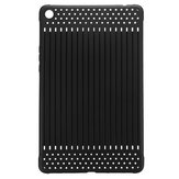 TPU Silicone Back Case Cover Tablet Case for XIAOMI Mipad 4 Plus-Black
