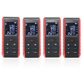 Digital Laser Distance Meter Rangefinder Measure Diastimeter 40m 60m 80m 100m