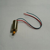 Volantex 761-3 761-4 Sport Cub 500 RC Airplane Spare Part Hollow Cup Coreless Motor φ10mm