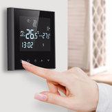 WIFI Yerden Isıtma Termostatı 6 Süre Programlanabilir Kontrol Sıcaklığı Isıtma Parçalar