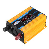 4000W Peak Car Power Inverter 12V-220V/110V Modified Sine Wave Converter with LCD Screen Dual USB 8 Safety Protection
