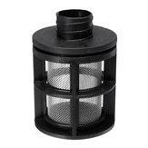 Filtro De Entrada de Ar de 25mm Silenciador Para Dometic Eberspacher Webasto Diesel Aquecedor