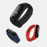 Originele Xiaomi Mi band 3 Smart Watch OLED-display Hartslagmeter Fitness Tracker-armband Internationale versie