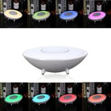 Portable Wireless bluetooth Speaker Smart Touch Sensor LED Night Light