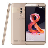 Leagoo T8s 5.5 pouces FHD Android 8.1 Face Débloquer 4 Go RAM 32GB ROM MTK6750T Octa-Core 4G Smartphone