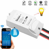 SONOFF® POW R2 AC90-250V 16A 3500W WIFI Wireless التطبيق التحكم عن بعد مراقبة Switch Timer Socket القوة مراقب المختبر الحالي يعمل مع Amazon Alexa Amazon Echo Dot Amazon Tap Google Home Nest Assistant I