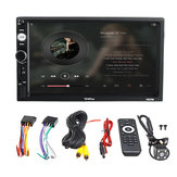 7010Plus 7 Polegadas 2 Din Toque Car MP5 Player bluetooth Estéreo FM Rádio USB TF AUX