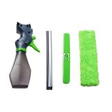 AutoWindowCleanerWindschermMicrofiberMultifunctionele Spray Wasstraat Borstel Handvat Car Cleaning Tool Borstels